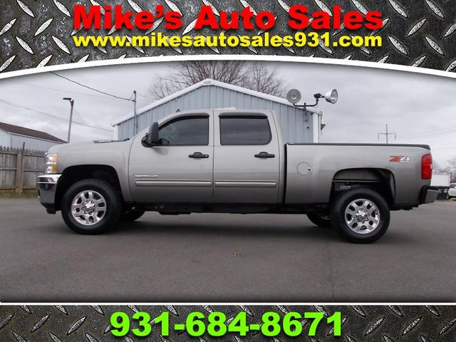 2013 Chevrolet Silverado 2500HD LT Shelbyville, TN 1