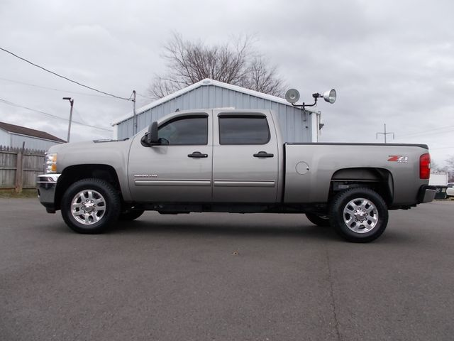 2013 Chevrolet Silverado 2500HD LT Shelbyville, TN 2