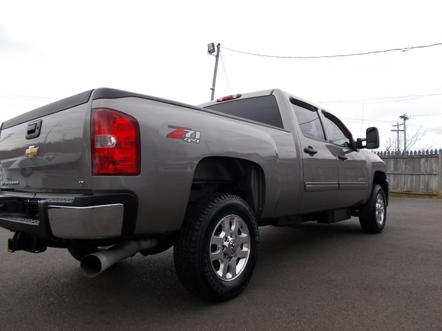 2013 Chevrolet Silverado 2500HD LT Shelbyville, TN 12