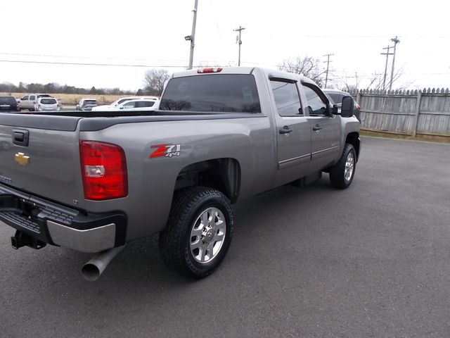 2013 Chevrolet Silverado 2500HD LT Shelbyville, TN 13