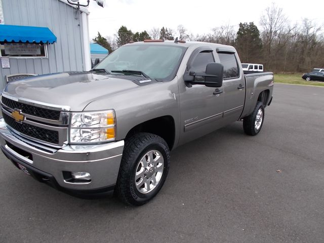 2013 Chevrolet Silverado 2500HD LT Shelbyville, TN 7