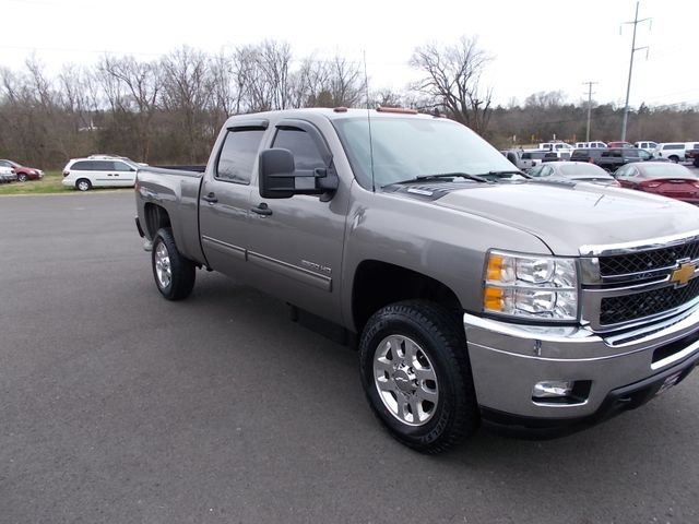 2013 Chevrolet Silverado 2500HD LT Shelbyville, TN 10