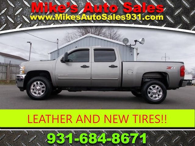 2013 Chevrolet Silverado 2500HD LT Shelbyville, TN