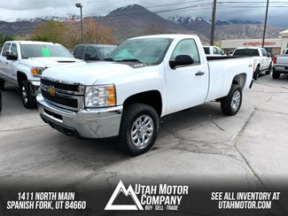 2013 Chevrolet Silverado 2500HD LS in Spanish Fork, UT 84660