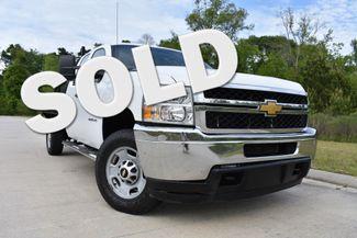 2013 Chevrolet Silverado 2500HD Work Truck Walker, Louisiana