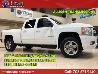 2013 Chevrolet Silverado 2500HD LTZ in Worth, IL 60482