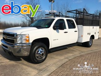 2013 Chevrolet Silverado 3500 4X4 UTILITY CREW CAB 6.0L V8 83K MILES 2-OWNER in Woodbury, New Jersey 08096