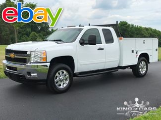 2013 Chevrolet Silverado 3500 EXT-CAB UTILITY 6.6L DURAMAX LOW MILES in Woodbury, New Jersey 08096