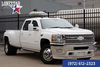2013 Chevrolet Silverado 3500 LTZ Dually Diesel Navigation in Plano Texas, 75093