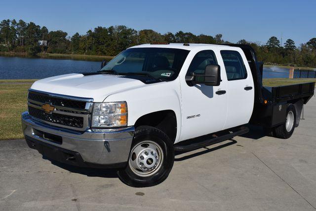 2013 Chevrolet Silverado 3500 W/T Walker, Louisiana 9