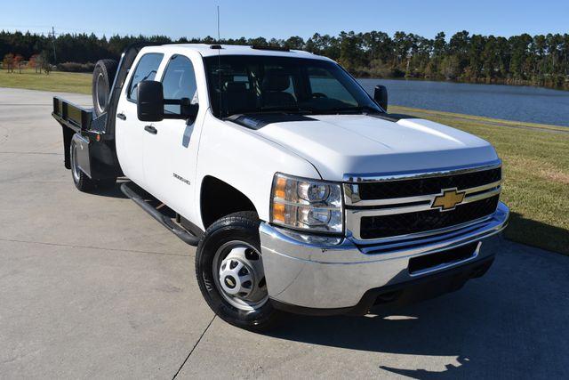 2013 Chevrolet Silverado 3500 W/T Walker, Louisiana 1