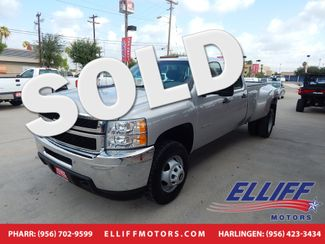 2013 Chevrolet Silverado 3500HD DRW 4X4 Crew Cab in Harlingen, TX 78550