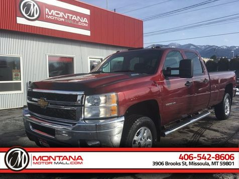2013 Chevrolet Silverado 3500HD LT in