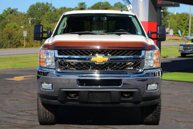 2013 Chevrolet Silverado 3500HD LTZ Crew Cab Long Bed SRW 4x4 Z71 - NAV - SUNROOF! Mooresville , NC 3