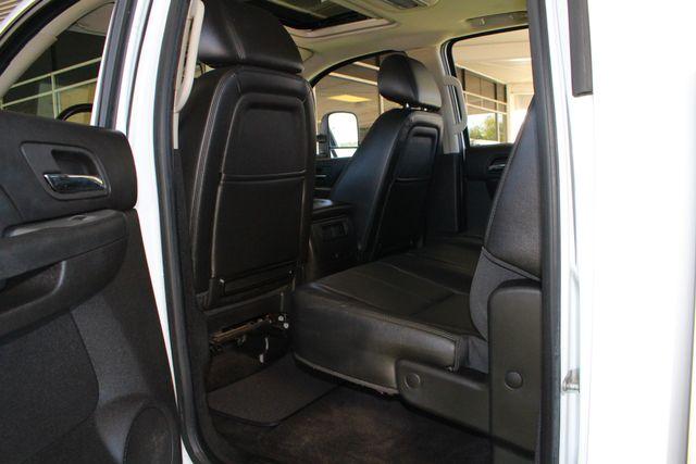 2013 Chevrolet Silverado 3500HD LTZ Crew Cab Long Bed SRW 4x4 Z71 - NAV - SUNROOF! Mooresville , NC 30