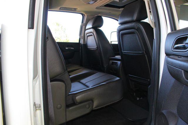 2013 Chevrolet Silverado 3500HD LTZ Crew Cab Long Bed SRW 4x4 Z71 - NAV - SUNROOF! Mooresville , NC 33