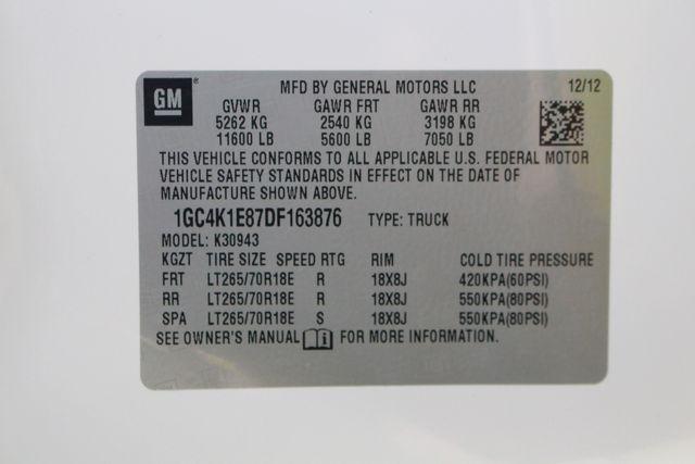 2013 Chevrolet Silverado 3500HD LTZ Crew Cab Long Bed SRW 4x4 Z71 - NAV - SUNROOF! Mooresville , NC 46