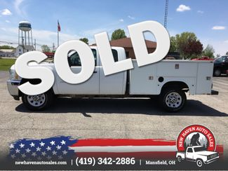 2013 Chevrolet Silverado 3500HD EXT CAB SERVICE BODY in Mansfield, OH 44903