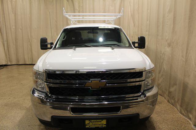 2013 Chevrolet Silverado 3500HD 4x4 Diesel Utlity Work Truck in Roscoe IL, 61073