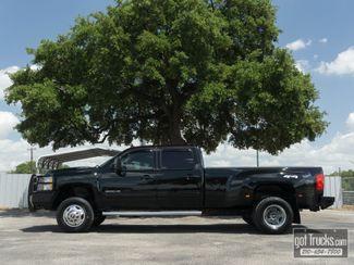 2013 Chevrolet Silverado 3500HD Crew Cab LTZ 6.6L Duramax Turbo Diesel 4X4 in San Antonio Texas, 78217