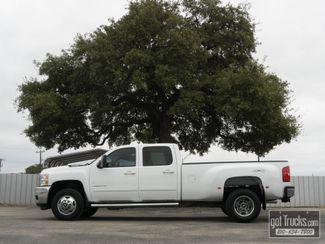 2013 Chevrolet Silverado 3500HD Crew Cab LTZ 6.6L Duramax turbo Diesel 4X4 in San Antonio, Texas 78217