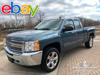 2013 Chevrolet Silverado Lt 1500 EXT-CAB 4.8L V8 4X4 ONLY 69K MILES 2-OWNER in Woodbury, New Jersey 08096