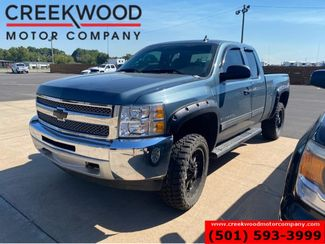 2013 Chevrolet Silverado 1500 LT 4x4 Z71 Blue Lifted Black 20s Low Miles CLEAN in Searcy, AR 72143
