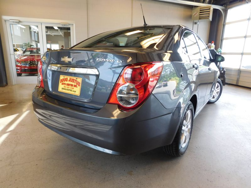 2013 Chevrolet Sonic LT  city TN  Doug Justus Auto Center Inc  in Airport Motor Mile ( Metro Knoxville ), TN