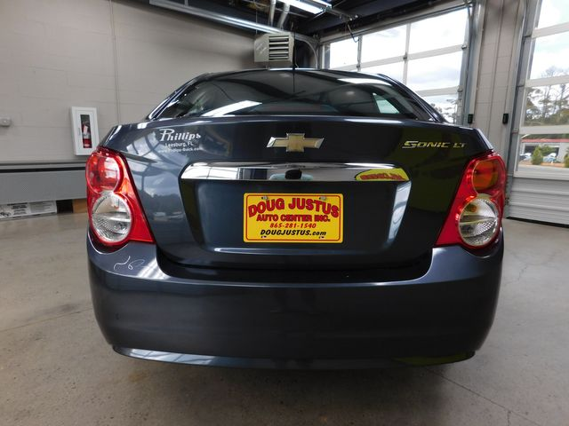2013 Chevrolet Sonic LT in Airport Motor Mile ( Metro Knoxville ), TN 37777