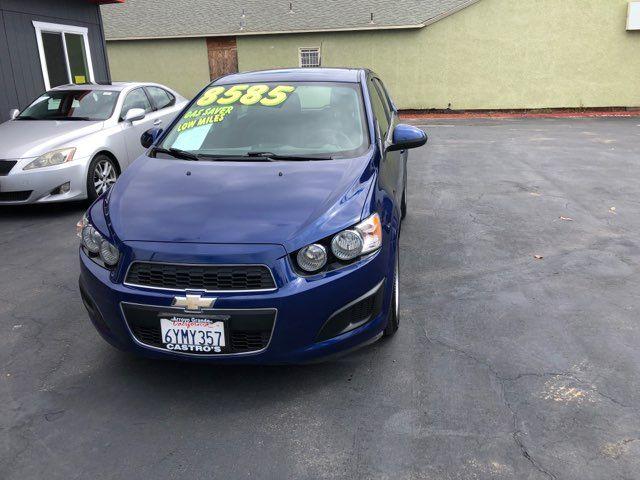 2013 Chevrolet Sonic LT in Arroyo Grande, CA 93420