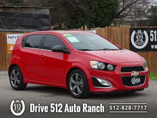 2013 Chevrolet Sonic RS in Austin, TX 78745