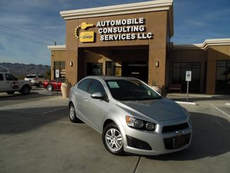 2013 Chevrolet Sonic LT in Bullhead City Arizona, 86442-6452