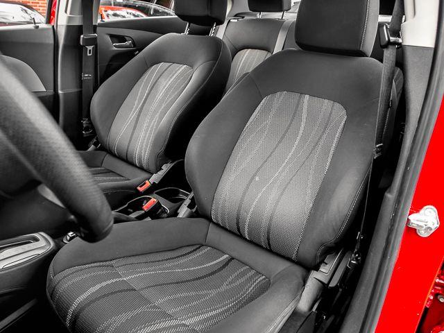 2013 Chevrolet Sonic LT Burbank, CA 10