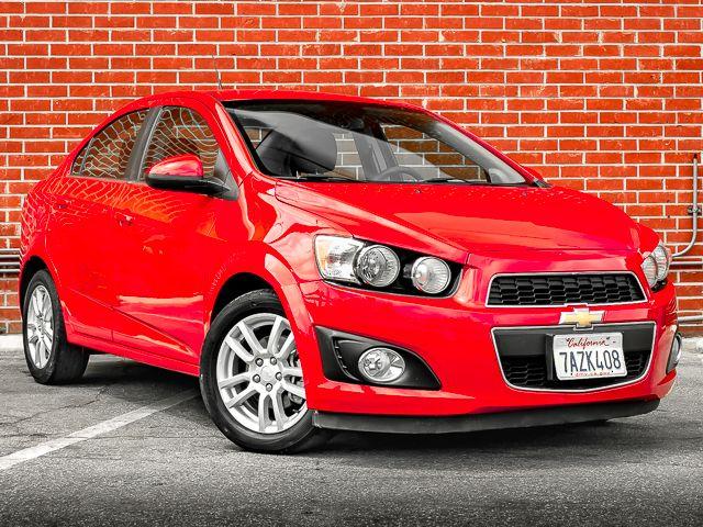 2013 Chevrolet Sonic LT Burbank, CA 1