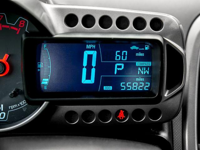 2013 Chevrolet Sonic LT Burbank, CA 24