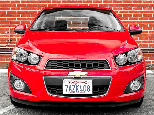 2013 Chevrolet Sonic LT Burbank, CA 2