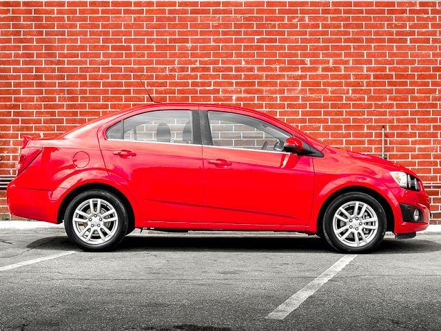 2013 Chevrolet Sonic LT Burbank, CA 4