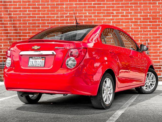2013 Chevrolet Sonic LT Burbank, CA 5