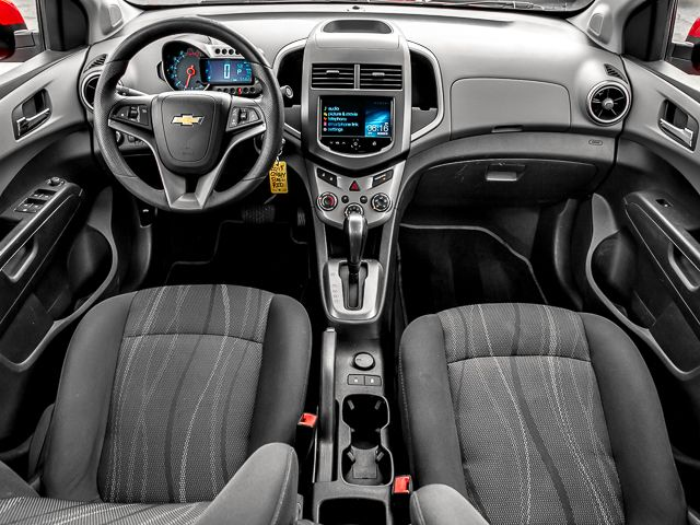 2013 Chevrolet Sonic LT Burbank, CA 7