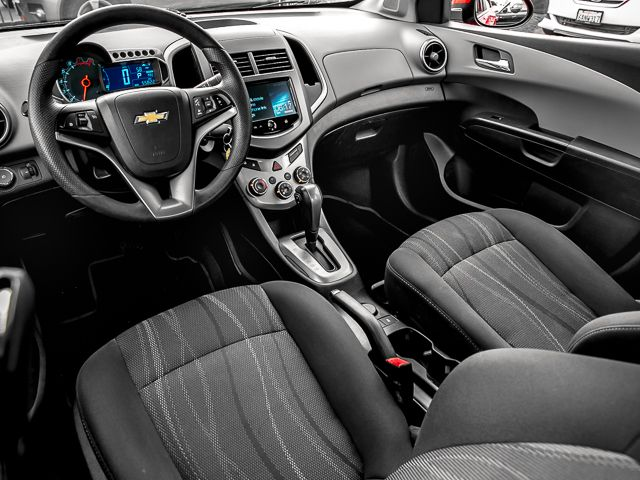 2013 Chevrolet Sonic LT Burbank, CA 8