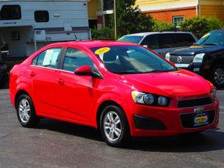 2013 Chevrolet Sonic LT | Champaign, Illinois | The Auto Mall of Champaign in Champaign Illinois