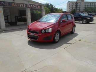 2013 Chevrolet Sonic LT Cleburne, Texas 3