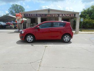2013 Chevrolet Sonic LT Cleburne, Texas 4
