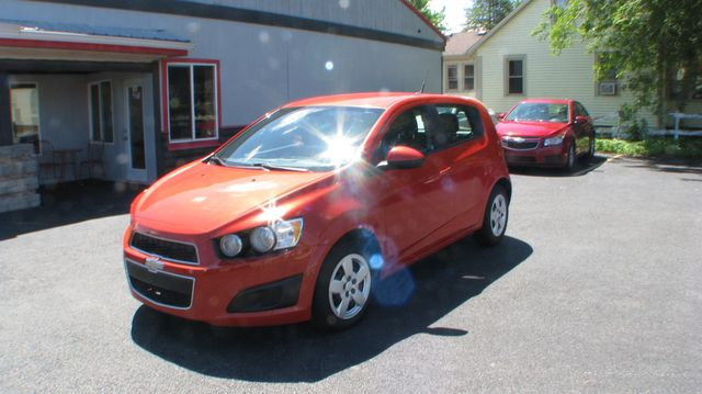 2013 Chevrolet Sonic LS in Coal Valley, IL 61240