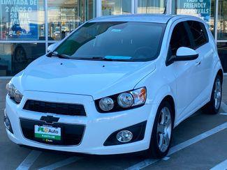 2013 Chevrolet Sonic LTZ in Dallas, TX 75237