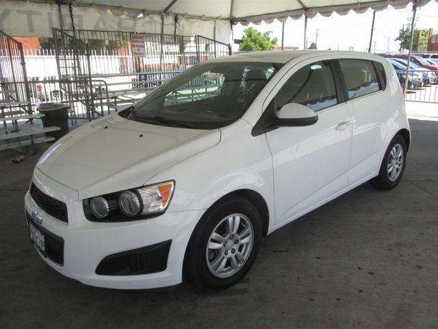 2013 Chevrolet Sonic LT Gardena, California