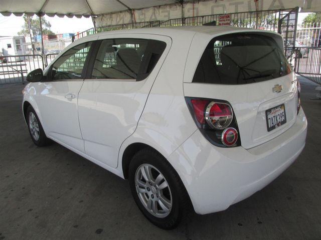 2013 Chevrolet Sonic LT Gardena, California 1