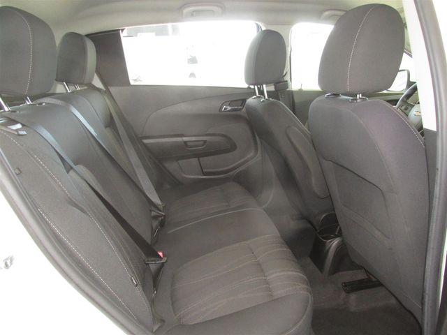 2013 Chevrolet Sonic LT Gardena, California 12