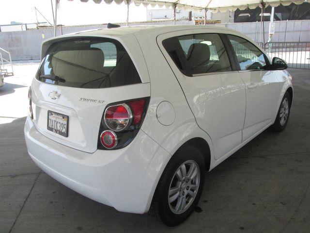 2013 Chevrolet Sonic LT Gardena, California 2