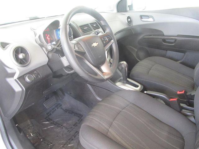 2013 Chevrolet Sonic LT Gardena, California 4